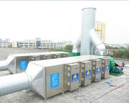 注塑废气工程