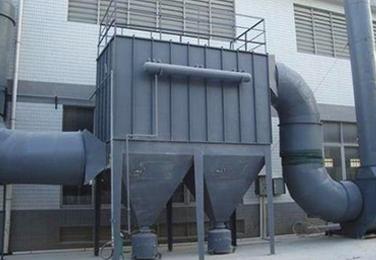 粉尘回收工程介绍工业粉尘如何处理