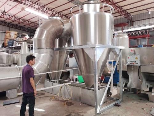 粉尘回收工程二次脉冲粉尘回收器的特征