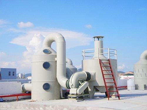废气处理工程方法